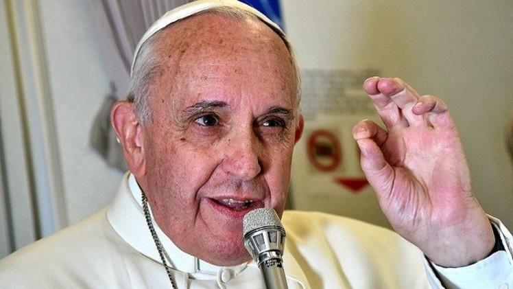 البابا فرانسيس يستعد لإعلان الحرب على التلوث البيئي