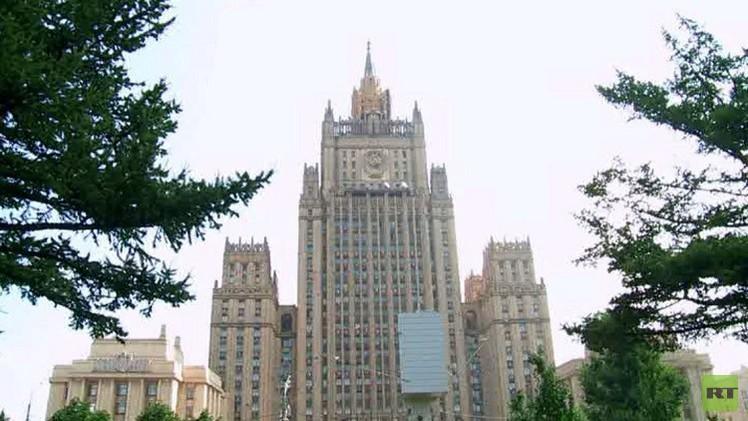 موسكو تدعو إلى حل الأزمة السورية على أساس بيان جنيف