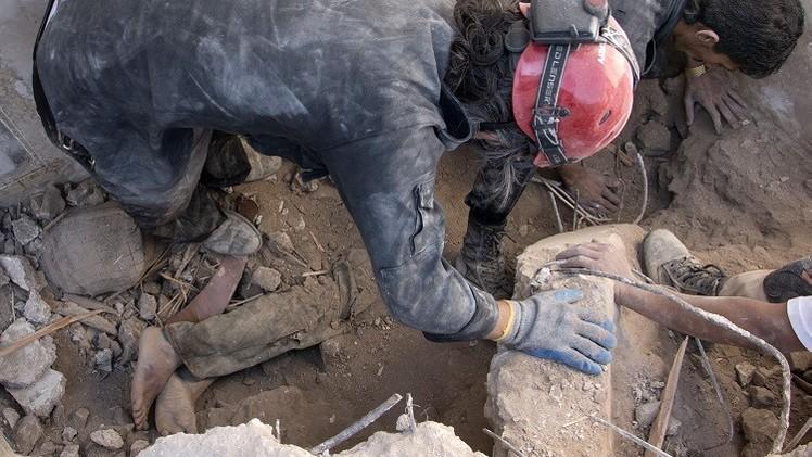 دي ميستورا يدين قصف حلب.. وحصيلة القتلى تتجاوز 30