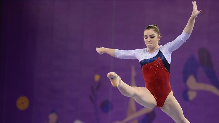 روسيا تتربع على عرش صدارة الألعاب الأوروبية .. (صور )