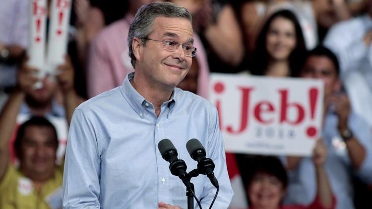 جيب بوش يخوض انتخابات اختيار مرشح سباق الرئاسة الأمريكية عن الحزب الجمهوري