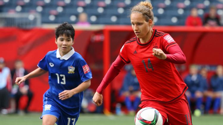 ألمانيا والنرويج إلى دور الـ 16 لمونديال السيدات .. (فيديو)