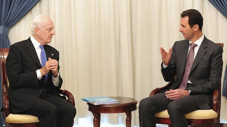 الأسد: الصمت حيال جرائم الإرهابيين يشجع استمرارها
