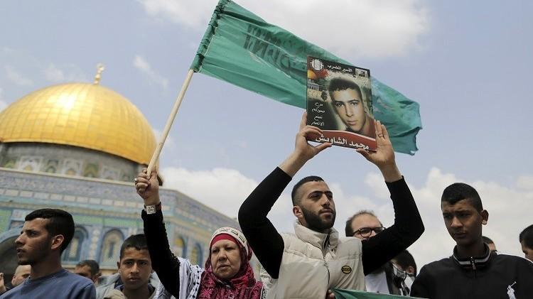 فلسطين تطلب تدخل المجتمع الدولي لمنع إطعام الأسرى القسري في إسرائيل