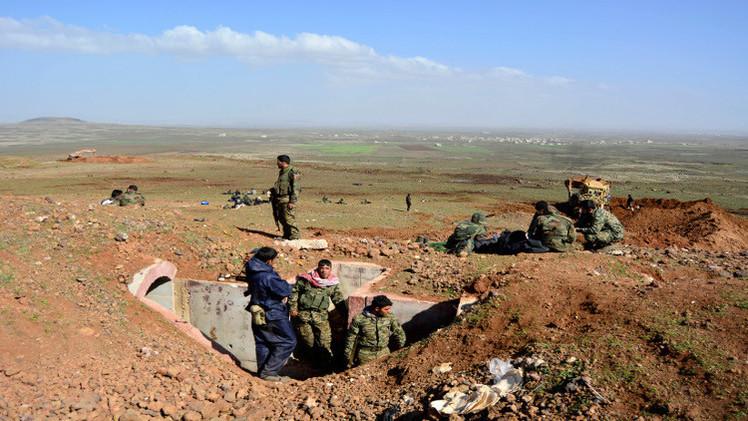 سوريا.. اشتباكات بالقنيطرة وتقدم للجيش في القلمون وللمعارضة في حلب
