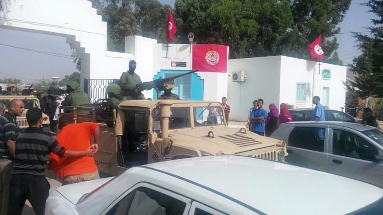 تونس.. داعش يتبنى هجوما على الحرس الوطني في سيدي بوزيد