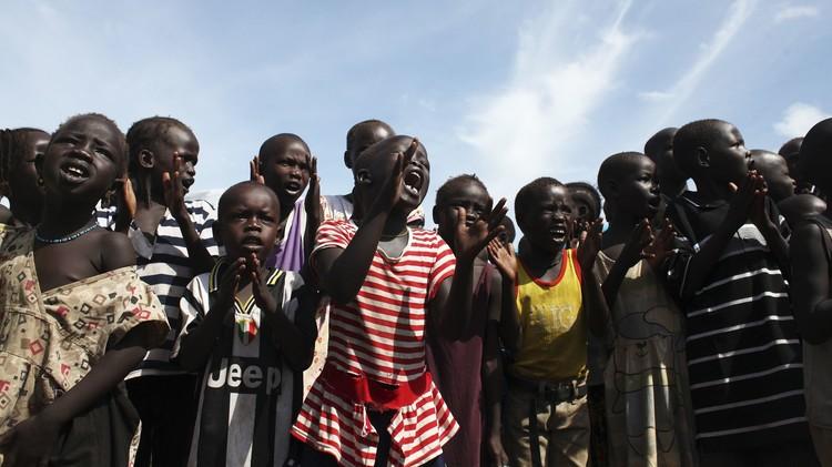 مسؤول أممي:  250 ألف طفل يواجهون خطر المجاعة في جنوب السودان
