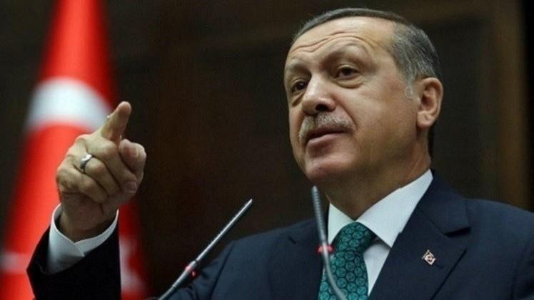 أردوغان يصف حكم إعدام مرسي بـ