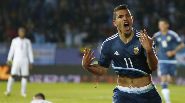 فيديو .. أغويرو يقود التانغو الأرجنتيني إلى الفوز على الأوروغواي بكوبا أمريكا