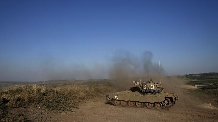 مراسلتنا: إطلاق صافرات الإنذار في الجولان المحتل