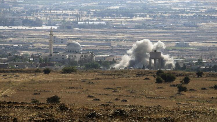 الجيش السوري يتحدث عن صد هجوم كبير للمعارضة في القنيطرة