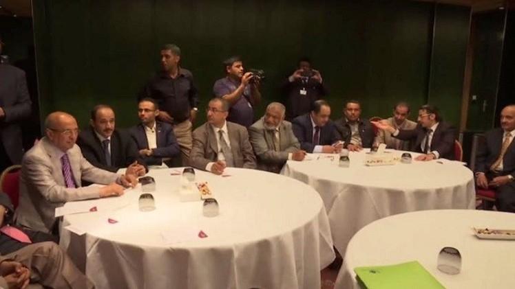 الوفد الحكومي اليمني يهدد بمغادرة جنيف