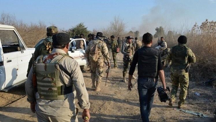 مقتل 5 عناصر من الشرطة العراقية في بيجي