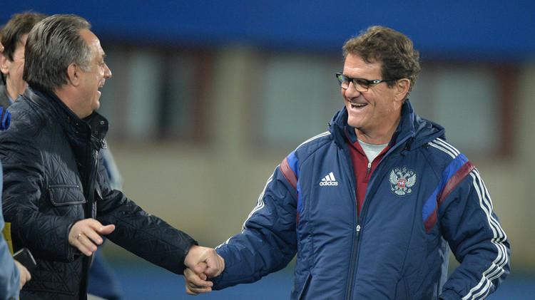 وزير الرياضة الروسي: تم اتخاذ القرار بشأن مستقبل كابيلو