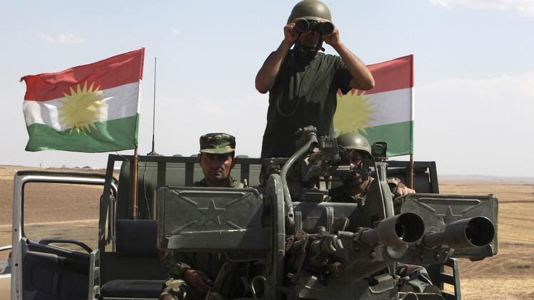 بغداد مرتاحة لرفض مجلس الشيوخ الأمريكي تسليح البيشمركة