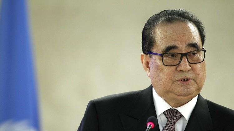 وزير الخارجية الكوري الشمالي يصل بكين في زيارة مفاجئة