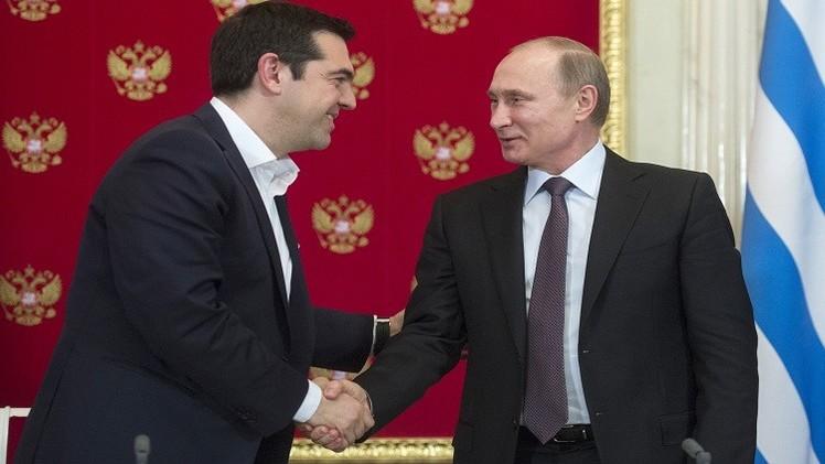 تسيبراس يزور روسيا للمرة الثانية في أقل من 3 أشهر