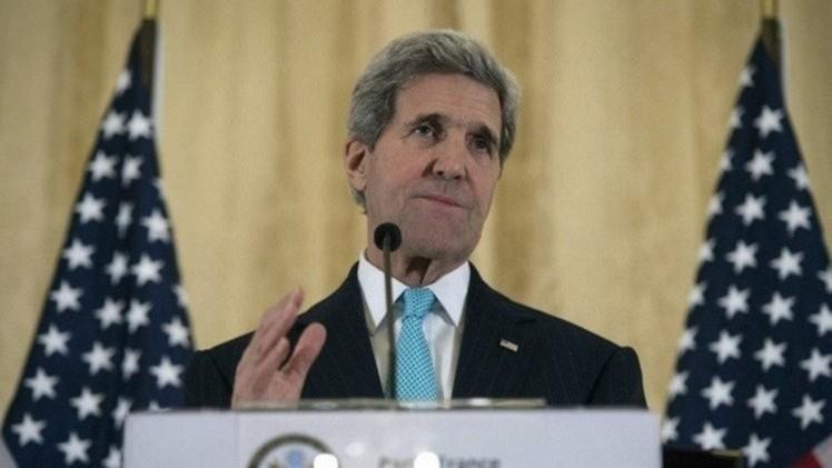 الخارجية الأمريكية: كيري لم يتحدث عن تقديم تنازلات لإيران