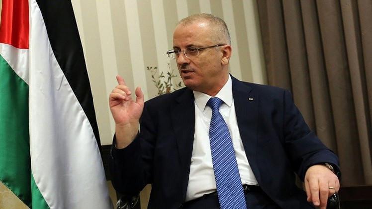 الحمد الله: لم أقدم استقالتي ومصير الحكومة سيتقرر الاثنين المقبل