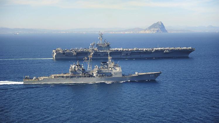 مخاوف من سباق التسلح ومواجهة محتملة بين واشنطن وموسكو في البحر المتوسط