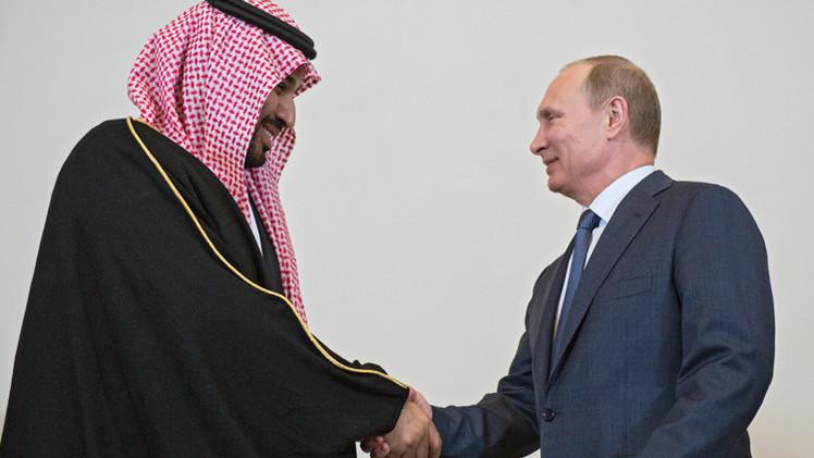 روسيا والسعودية توقعان اتفاقيات للتعاون في مجال الطاقة والفضاء