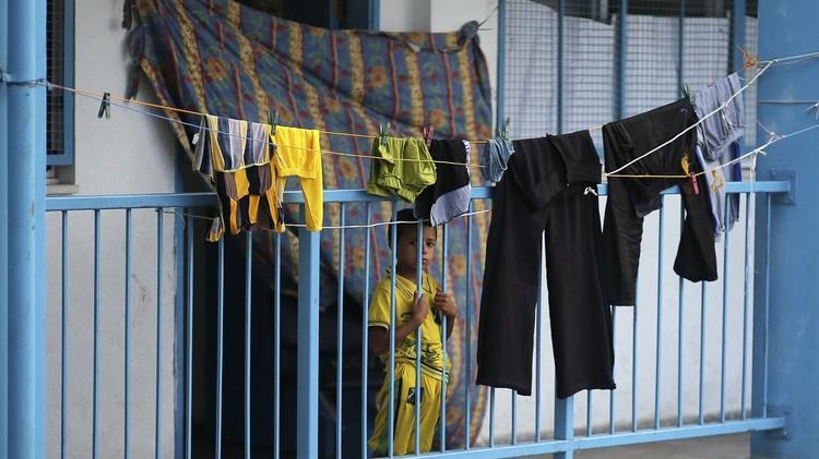 الأونروا تغلق آخر مركز إيواء مؤقت في غزة