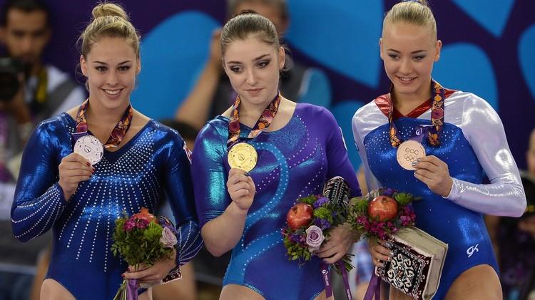 فيديو.. الروسية علياء مصطافينا تتوج بذهبية الجمباز في الألعاب الأوروبية