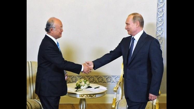 بوتين: روسيا تلتزم بشكل صارم بجميع متطلبات عدم انتشار الأسلحة النووية
