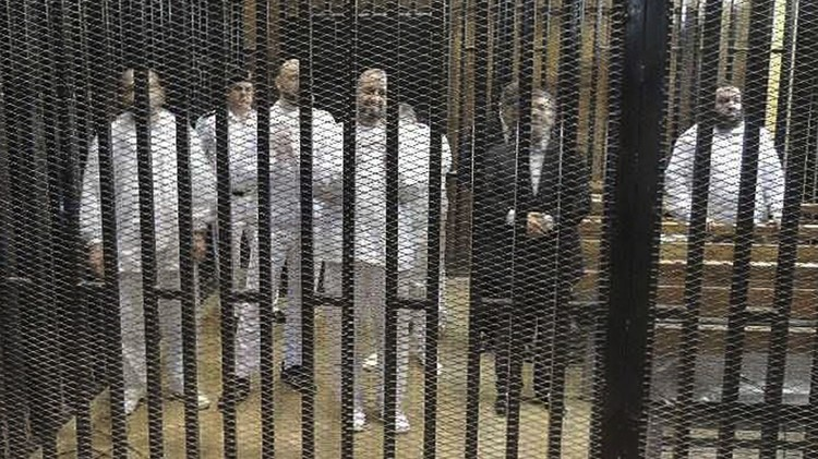 دفاع مرسي يطعن بأحكام قضية الاتحادية