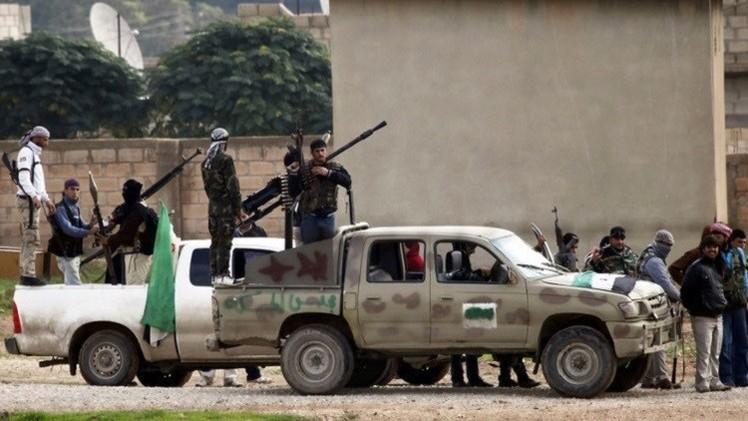 البنتاغون: تدريب المعارضة السورية يجري ببطء