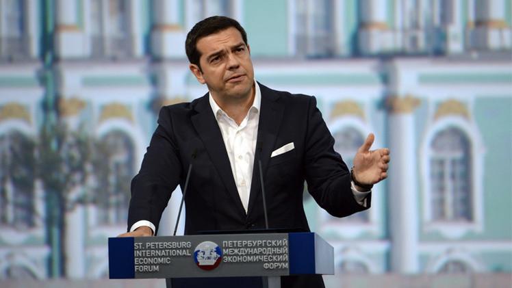 تسيبراس: أزمة اليونان المالية هي مشلكة أوروبا برمتها