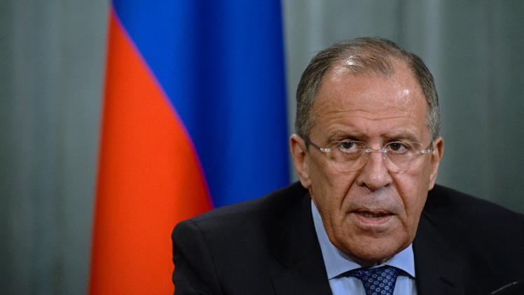 لافروف: لا مصلحة لروسيا في تفكيك أوكرانيا