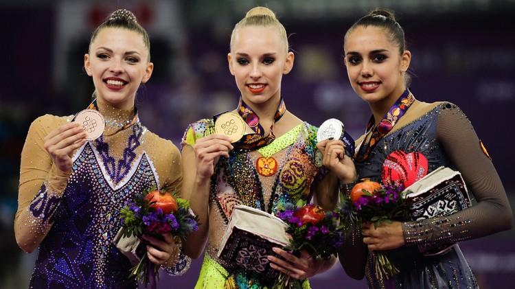 فيديو.. الروسية يانا كودريافتسيفا تفوز بذهبية الجمباز الفني في باكو