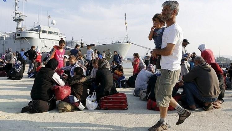 4 دول تشهد انتهاكات لحقوق الإنسان تصدر المهاجرين إلى أوروبا