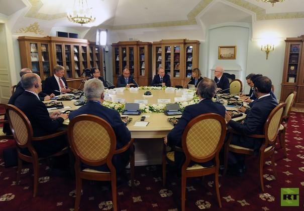بوتين حول مصادرة الأصول الروسية في الخارج: سندافع عن مصالحنا
