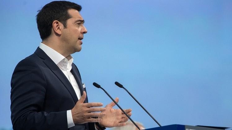 تسيبراس: أوروبا لم تعد مركز العالم والأزمة الأوكرانية فتحت جرحا في قلبها