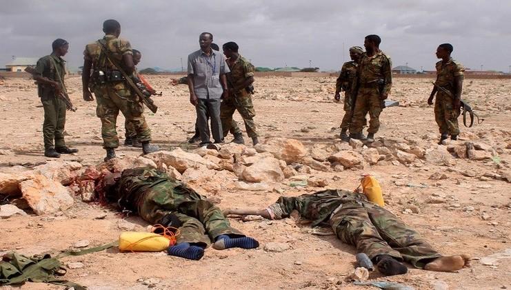 مقتل 8 من الشرطة الصومالية في هجوم لـ