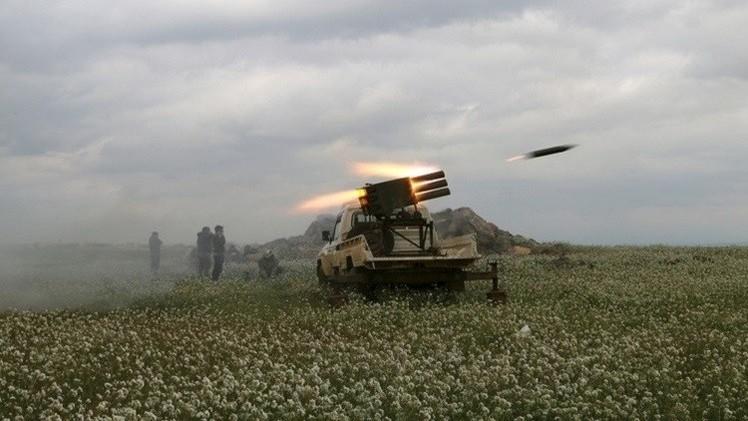 المعارضة السورية تستقدم تعزيزات إلى ريف القنيطرة بعد تقدم للجيش