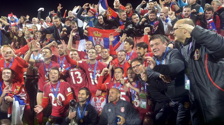 (فيديو) صربيا تتوج بلقب مونديال الشباب على حساب البرازيل