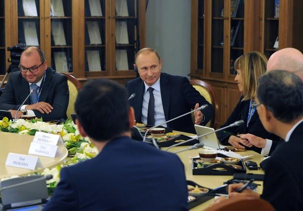 بوتين: مشروع الغاز الروسي سيساعد اليونان على سداد ديونها