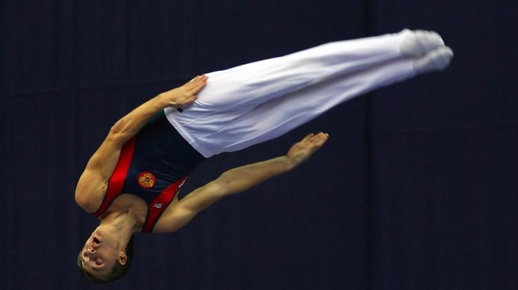 (فيديو) روسيا تخطف ذهبيات الترامبولين في دورة الألعاب الأوروبية