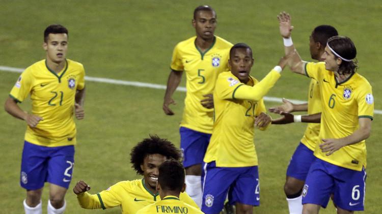 (فيديو) البرازيل تتجاوز فنزويلا وتستعد لباراغواي في دور الثمانية