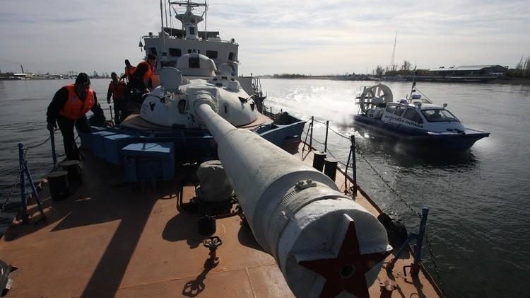 تدريبات مفاجئة لطواقم سفن صاروخية روسية في المحيط الهادئ