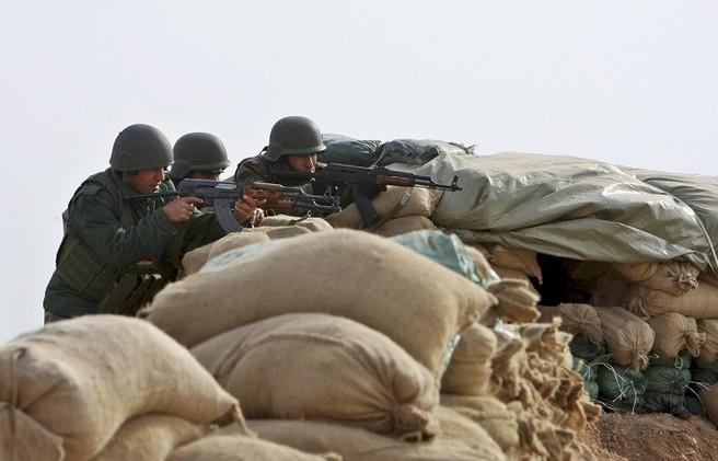 القوات الألمانية تدرب الإيزيديين في شمال العراق لمواجهة