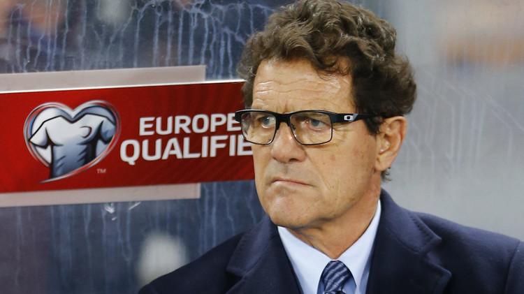 الاتحاد الروسي ينفي شائعات حول إقالة مدرب المنتخب كابيلو