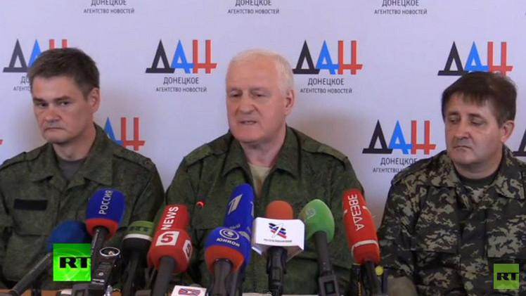 أنباء عن انشقاق جنرال أوكراني وانضمامه إلى قوات