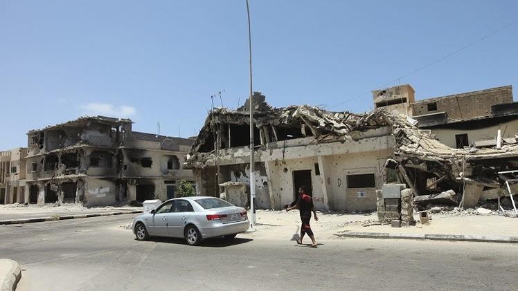 ليبيا.. مقتل عدد من مسلحي