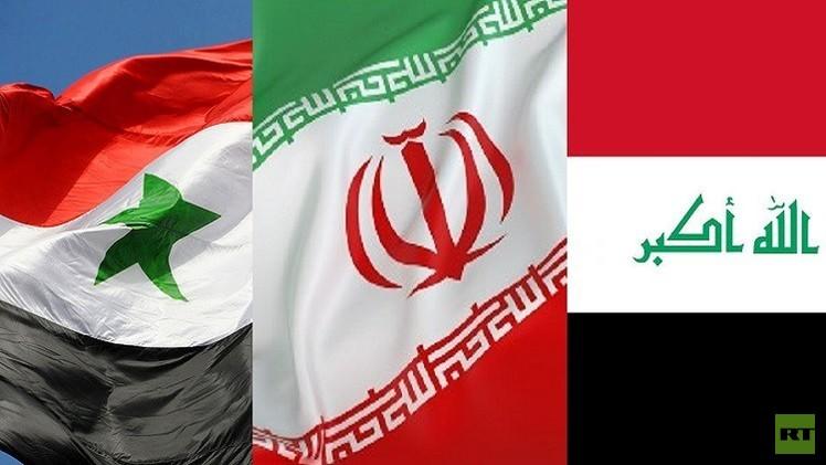 قضية الإرهاب محور اجتماع ثلاثي بين سوريا والعراق وإيران في بغداد