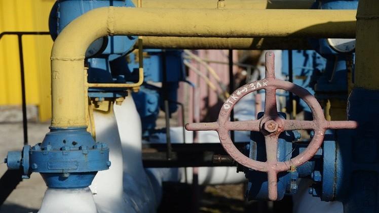 كييف تأمل في أن يصل سعر الغاز الروسي إلى 207 دولارات لكل ألف متر مكعب