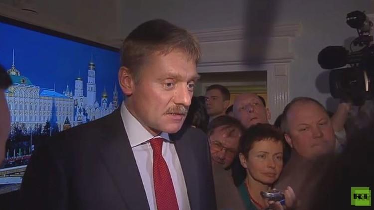الكرملين: نقبل أية صيغة تفاوضية إذا أثمرت بنتيجة في حل الأزمة الأوكرانية